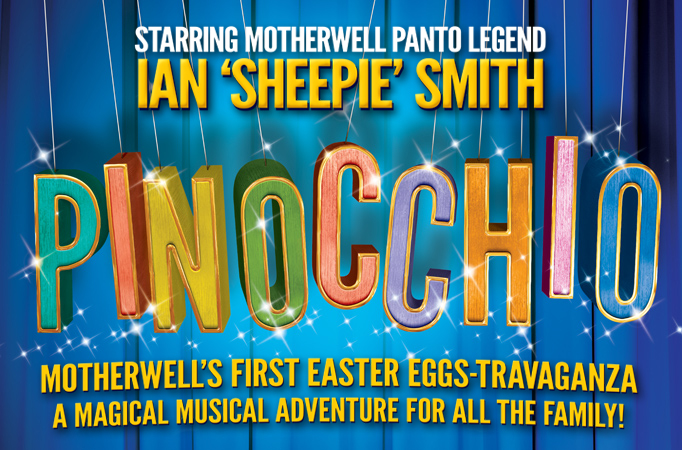 Pinocchio – Motherwell's Easter Eggs-travaganza!