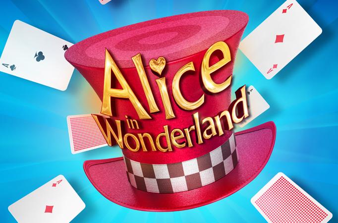 Alice In Wonderland – ONLINE